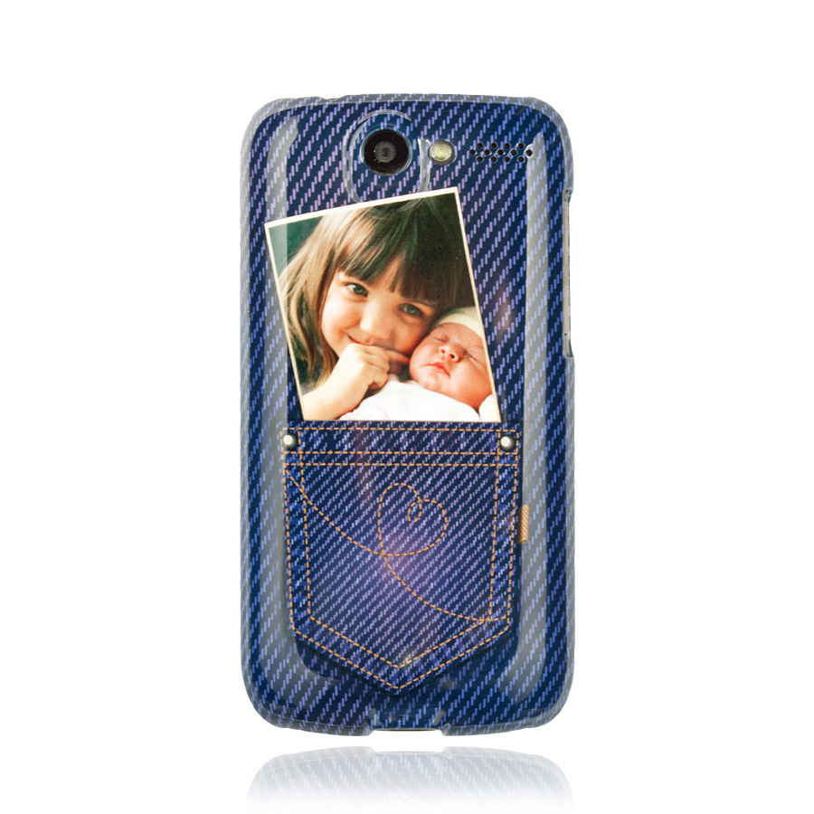 HTC Desire / Nexus One - Coque Photo 3D