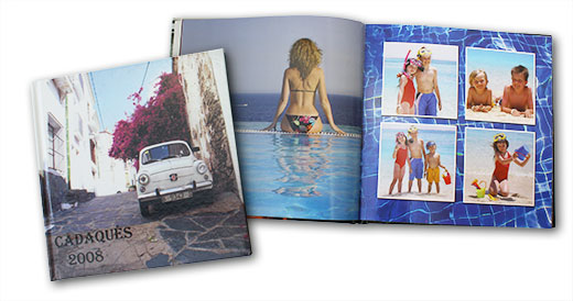 Livre Photo Trendy 22 x 22 cm