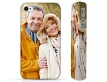iPhone 4/4s - Wrap Case
